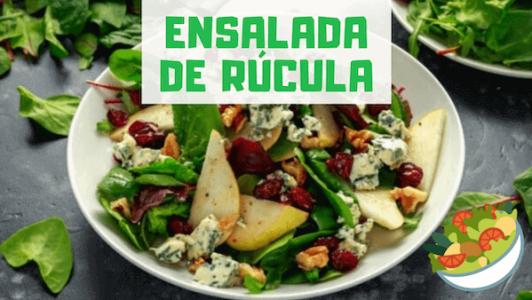 Ensalada de Rúcula