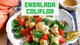ENSALADA DE COLIFLOR