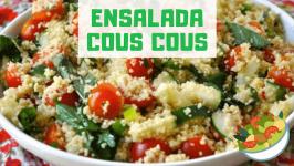ensalada cous cous
